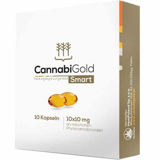 CannabiGold 10 mg