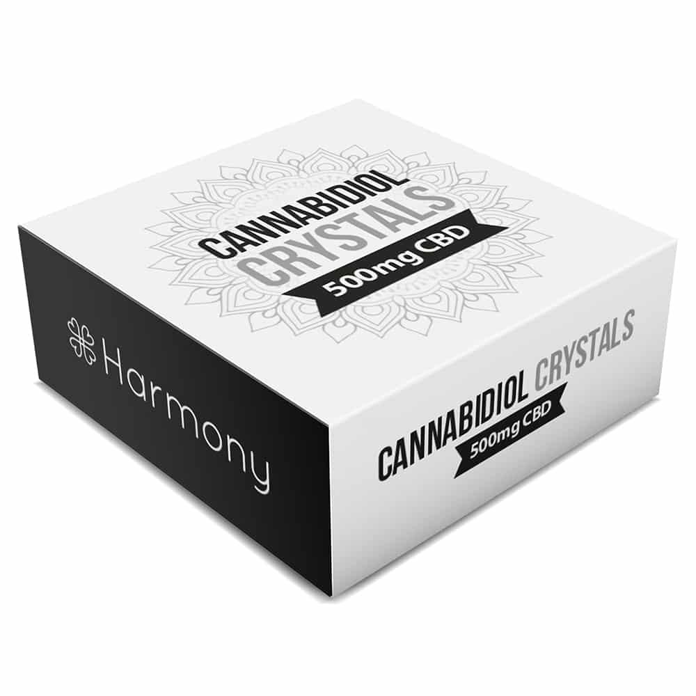 Harmony CBD Kristalle - 500mg