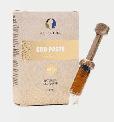 ALTERLIFE CBD Paste 60 %