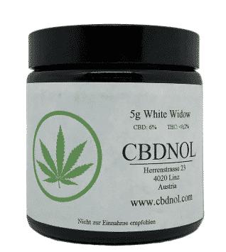 CBDNOL - White Widow