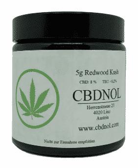 CBDNOL - Redwood Kush