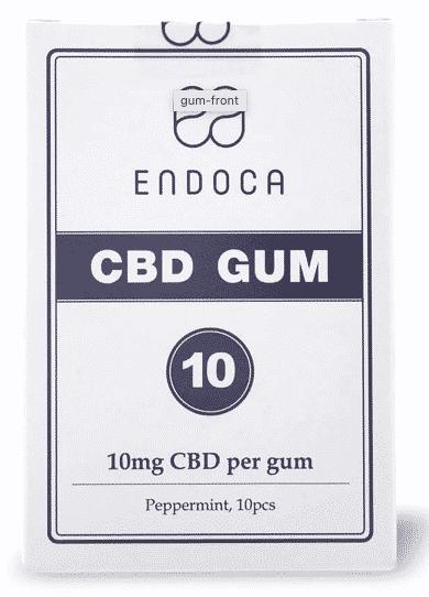 Endoca CBD Kaugummi