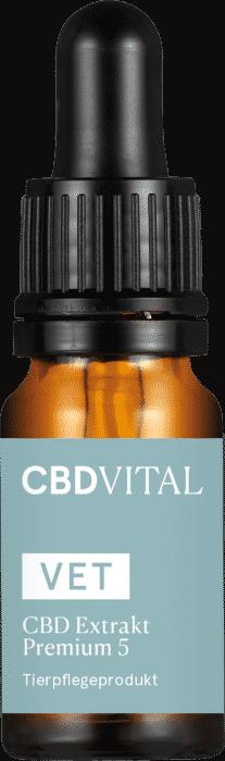 VET CBD Extrakt Premium