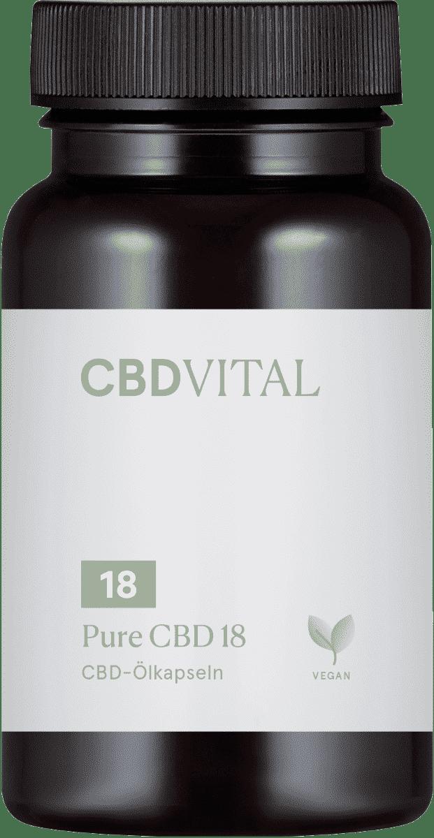 CBD Vital Pure CBD 18 (10%)